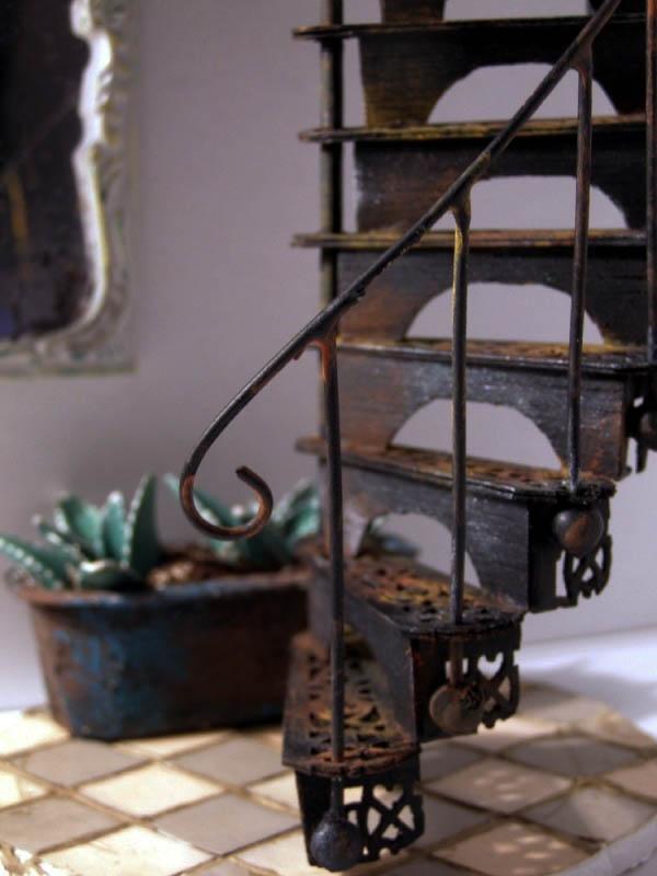 недостатки металлических лестниц