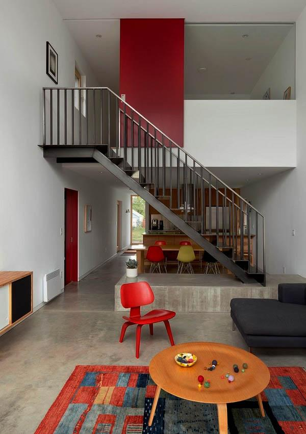 металлические лестницы - плюсы и минусы.