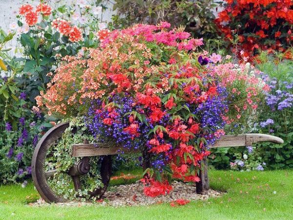 Идеи творческого сада
