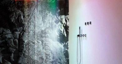 Тропический душ фото