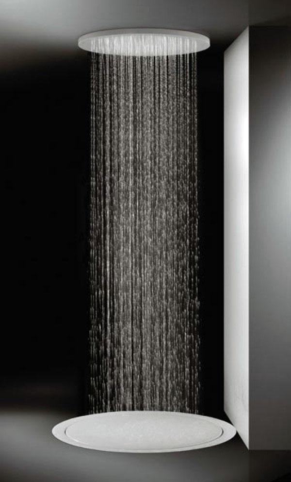 Тропический душ кабинки
