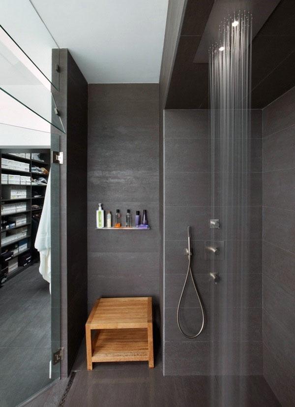 Тропический душ выюор дизайна