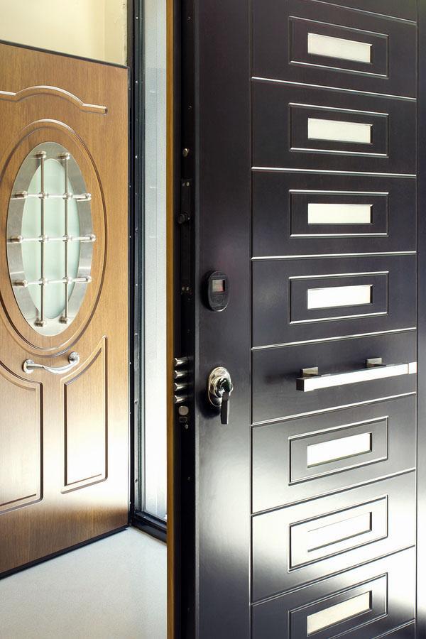 Стальные двери характеристики