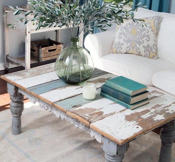 деревенская мебель идеи лиственных пород