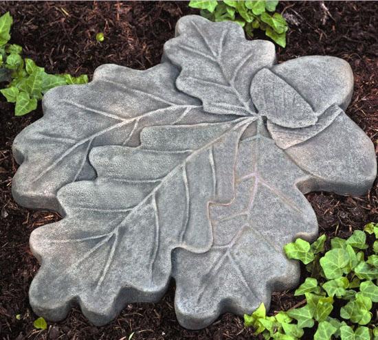 лиственные ступеньки