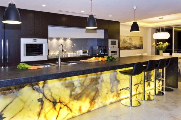 Современный дизайн кухни — стильные идеи интерьера.