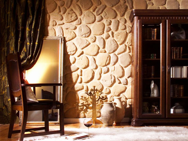 Декоративная отделка стен