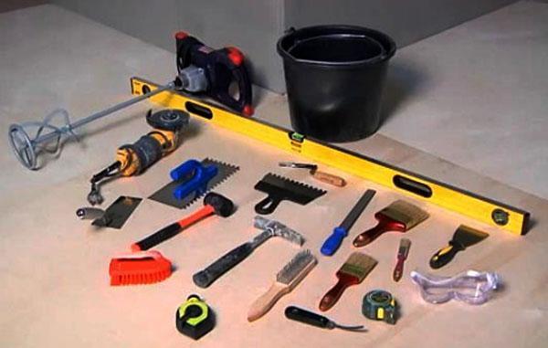 инструмент для изготовления декоративного камня