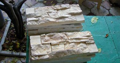 Декоративный камень своими руками просто