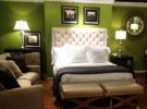 Спальня в подвале дома — 40 идей.