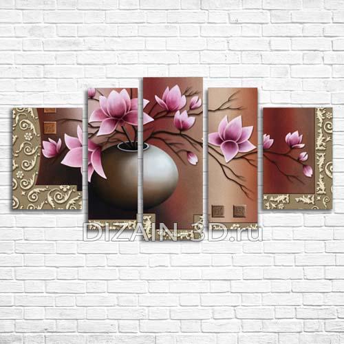 rozovye-cvety-v-vaze