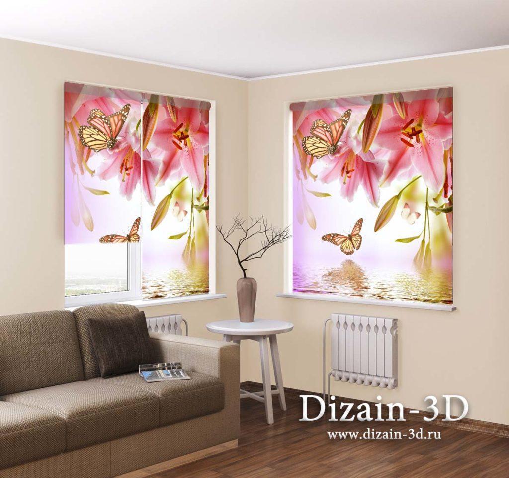 krasnye-lilii-nad-vodoy