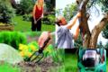Садовые инструменты для ухода за садом