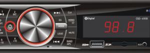 Автомагнитола X-Digital CSD-320R