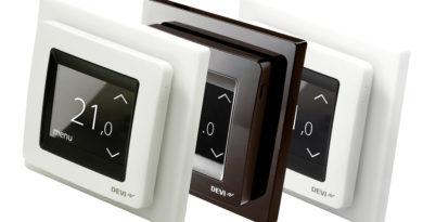 Терморегуляторы для теплого пола