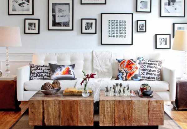 Как использовать диванные подушки в декоре интерьера