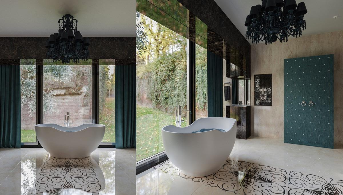 36 ванных комнат класса люкс (21)