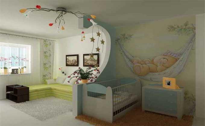 Дизайн-интерьера-детской-комнаты-для-детей-разного-пола1