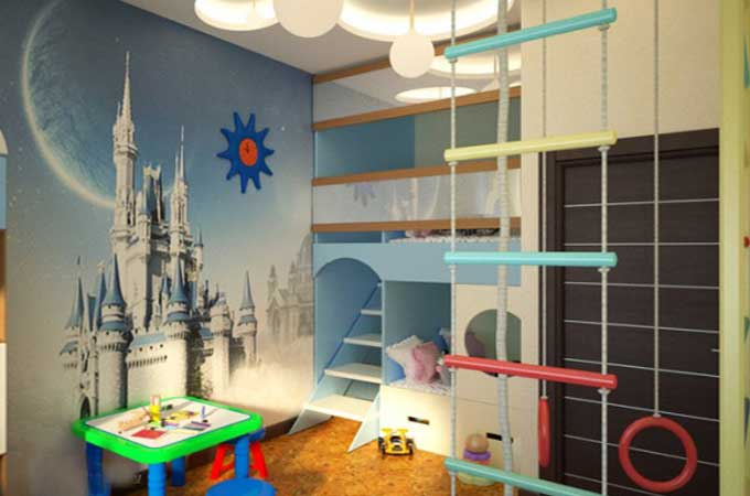 Дизайн-интерьера-детской-комнаты-для-мальчика2