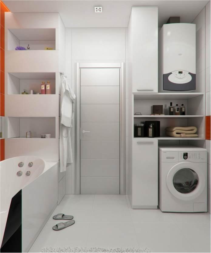 Дизайн интерьера квартиры-студии 47 кв.м (2)