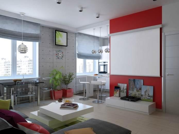 Дизайн интерьера квартиры-студии 47 кв.м (8)