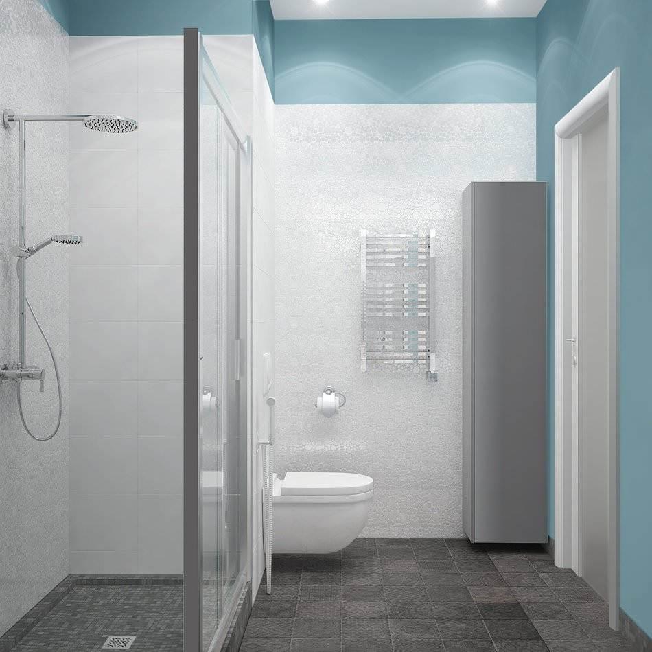 Дизайн маленькой двухкомнатной квартиры 33 кв.м. (2)