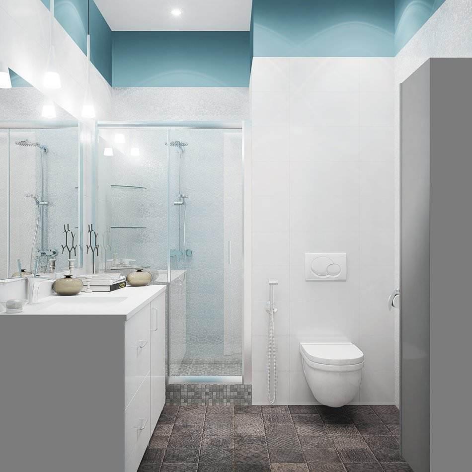 Дизайн маленькой двухкомнатной квартиры 33 кв.м. (3)