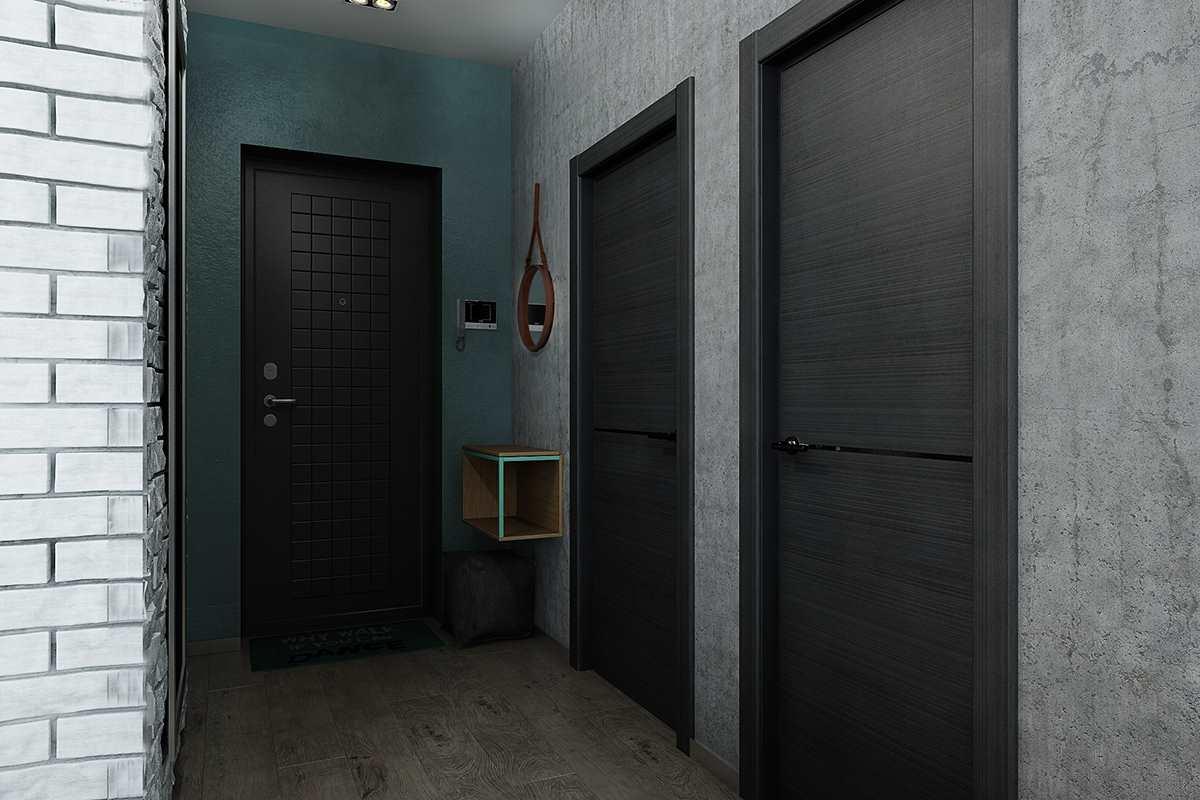 Дизайн маленькой квартиры 40 кв (6)