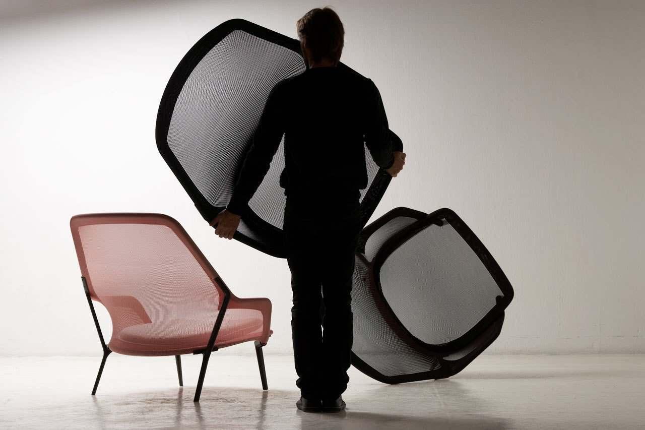 Эргономичное дизайнерско  кресло5