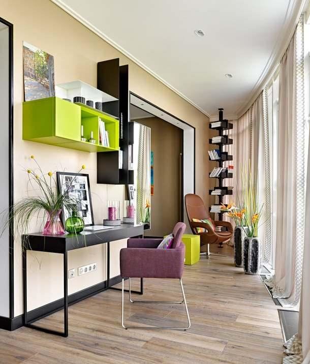 Интерьер двухкомнатной квартиры 90 квадратных метров1