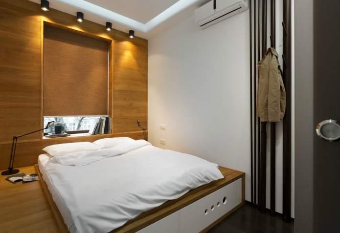 Интерьер квартиры 40 кв.м. в стиле лофт (13)