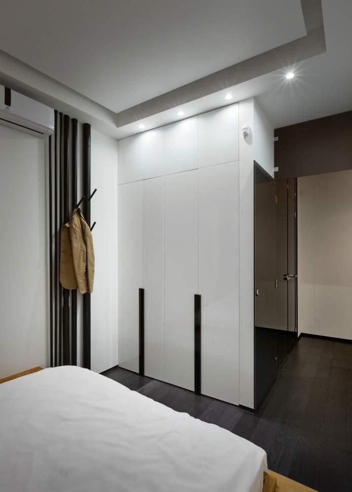 Интерьер квартиры 40 кв.м. в стиле лофт (9)