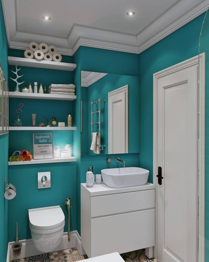 Интерьер маленькой квартиры-студии 24 кв. м. в скандинавском стиле (1)
