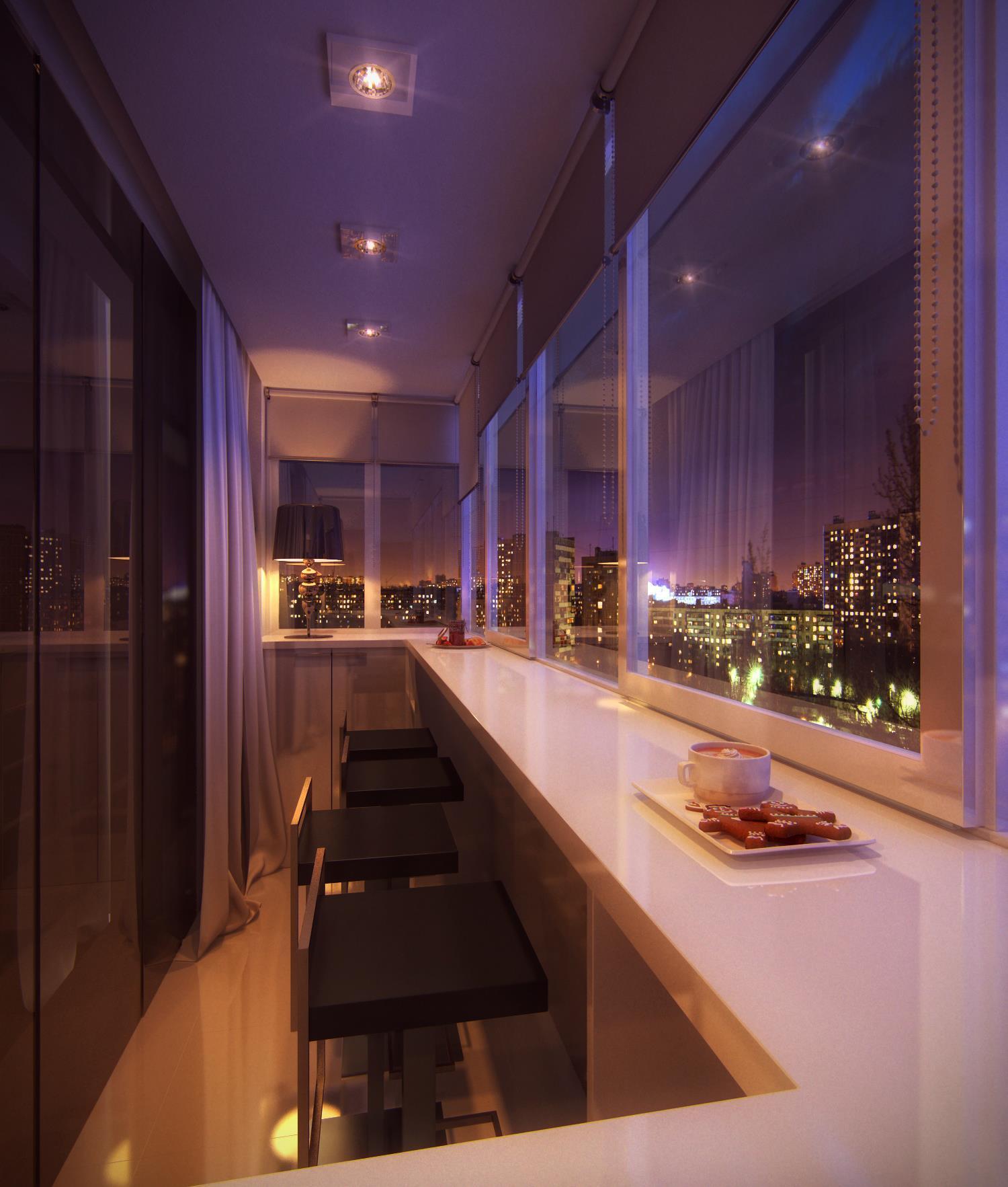 Как превратить балкон в полезную площадь1
