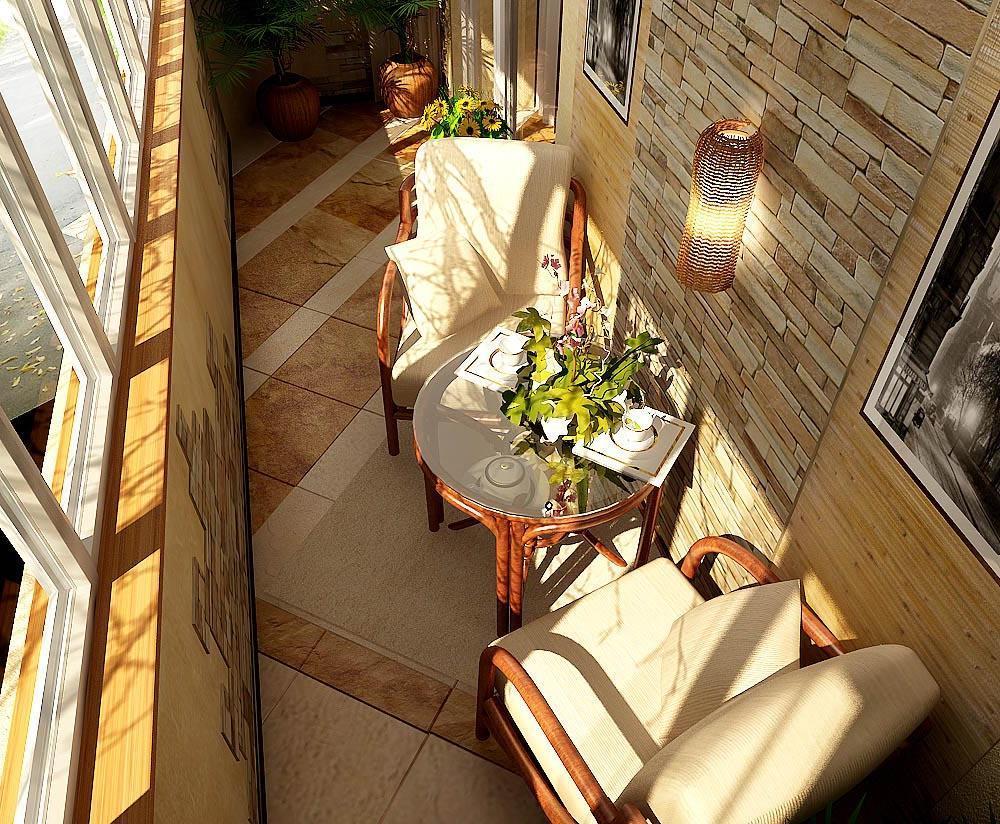 Как превратить балкон в полезную площадь5