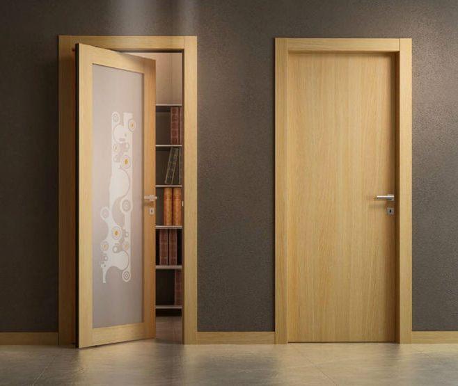 Межкомнатные двери и способы их открывания (13)