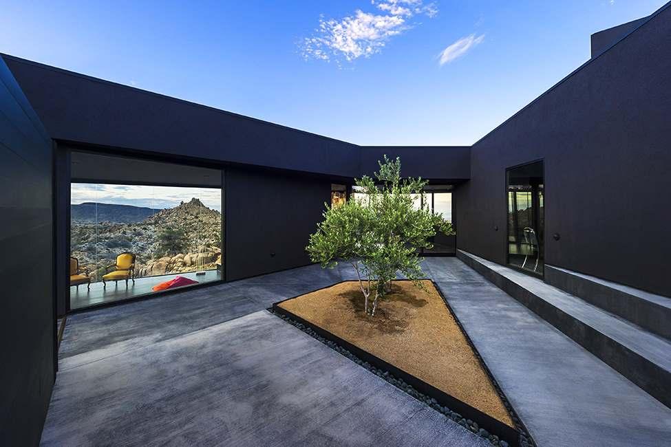 Необычный дом в Калифорнии10
