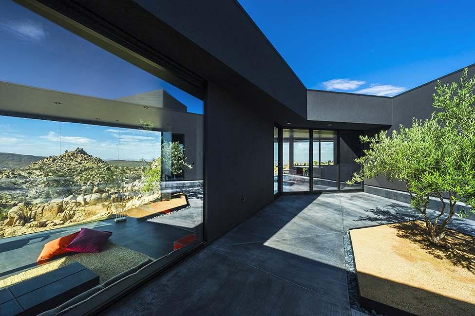 Необычный дом в Калифорнии12