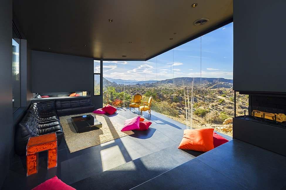 Необычный дом в Калифорнии7