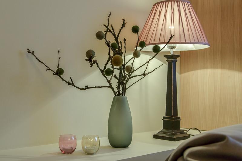 Обустройство гостиной 19 кв.м. в бежевом цвете (51)