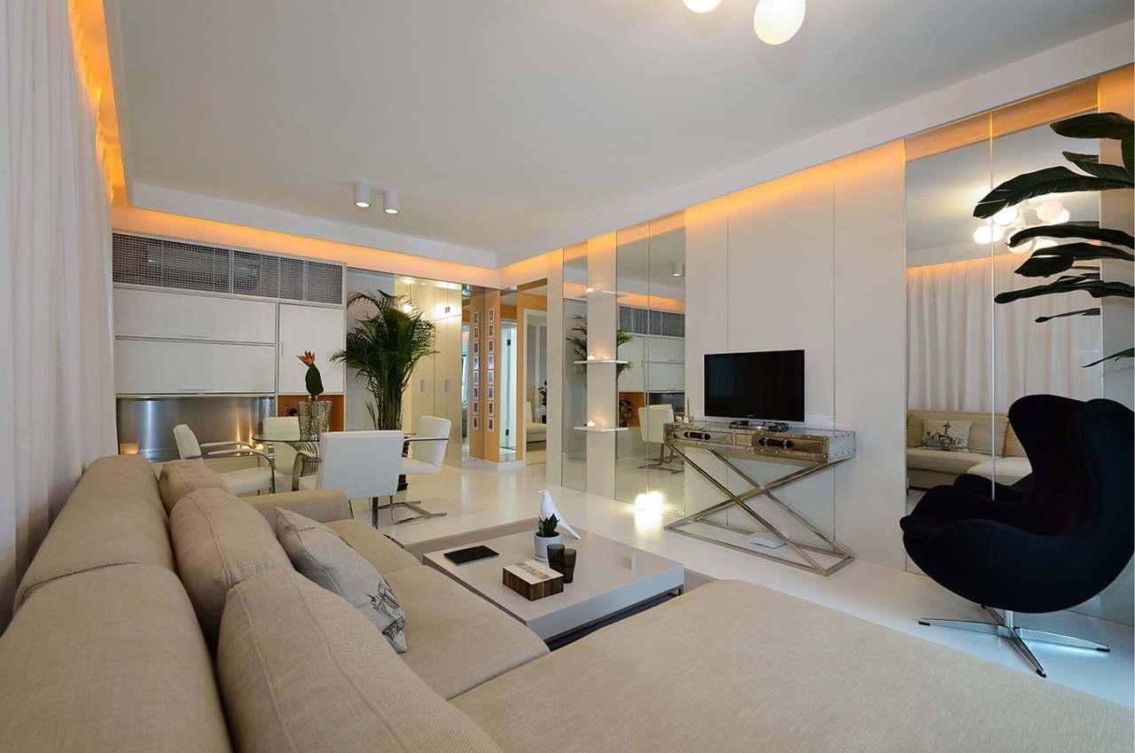 Потрясающая квартира в Шанхае3