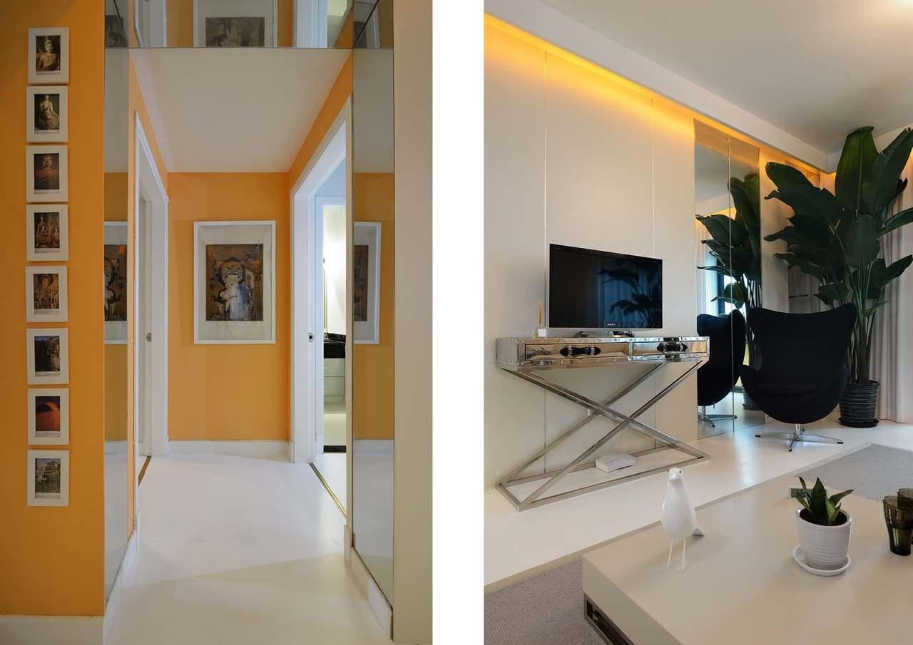 Потрясающая квартира в Шанхае5