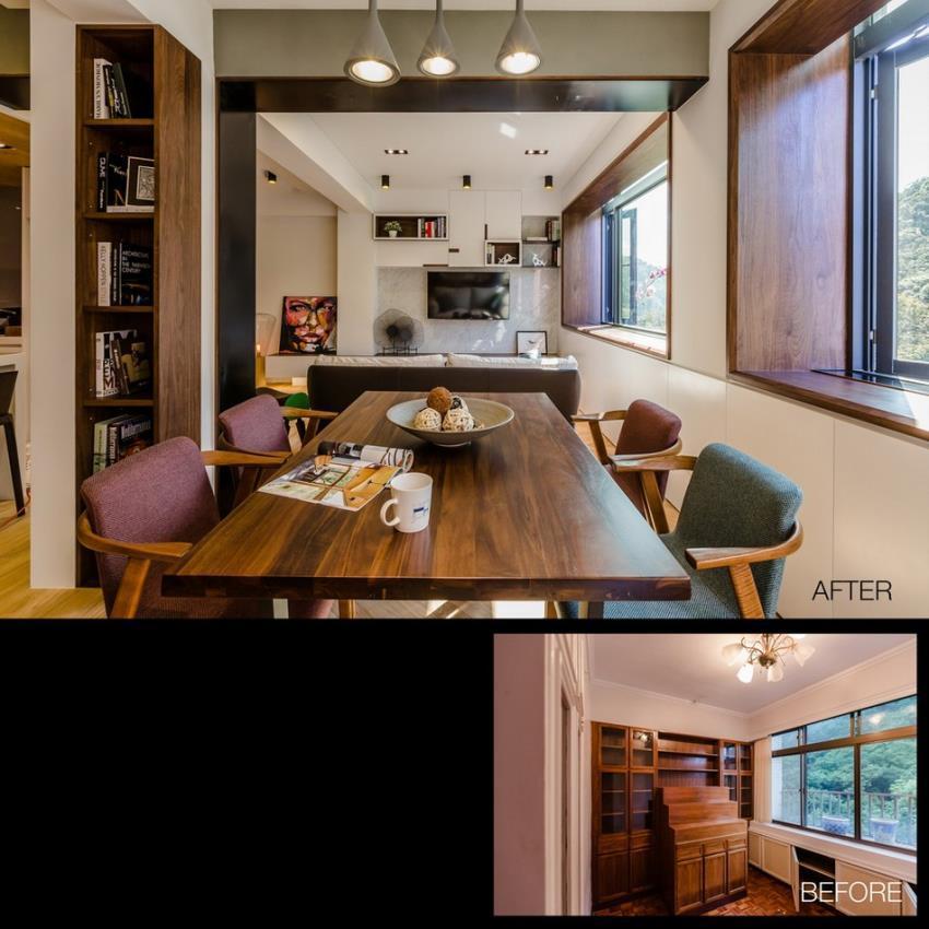 Потрясающий современный дизайн квартиры (18)