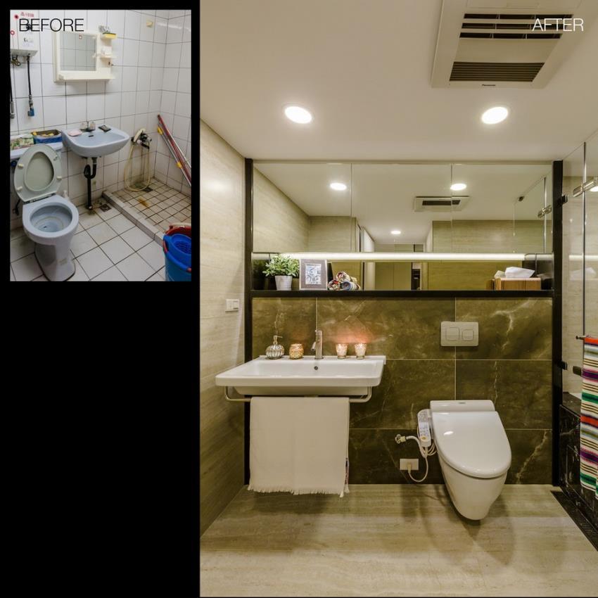 Потрясающий современный дизайн квартиры (19)