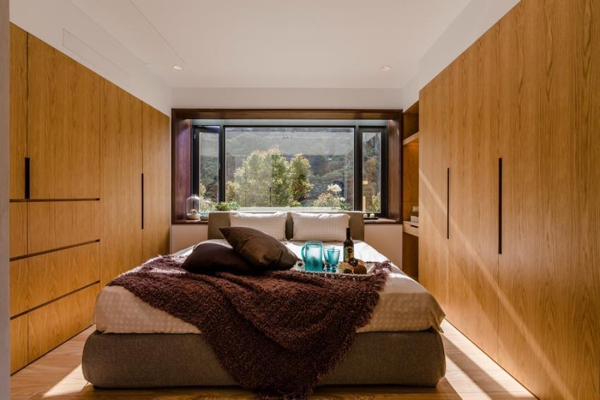 Потрясающий современный дизайн квартиры (9)