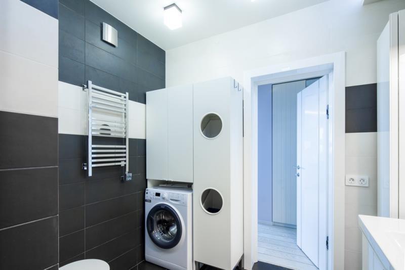 Современная квартира площадью 42 кв.м. в минималистичном стиле (3)