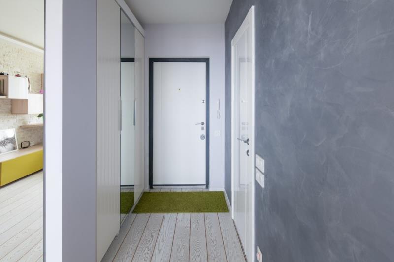 Современная квартира площадью 42 кв.м. в минималистичном стиле (4)