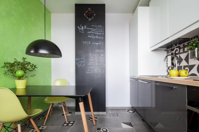 Современная квартира площадью 42 кв.м. в минималистичном стиле (7)