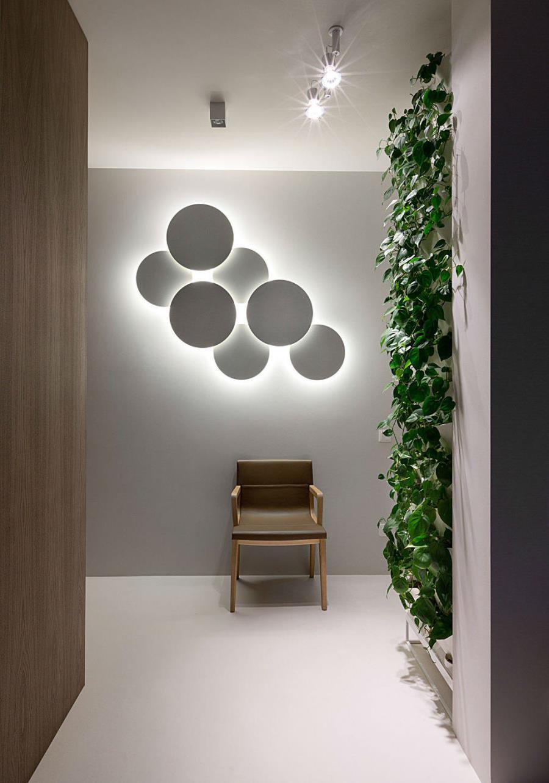 Современный интерьер из бетона, камня и дерева (17)