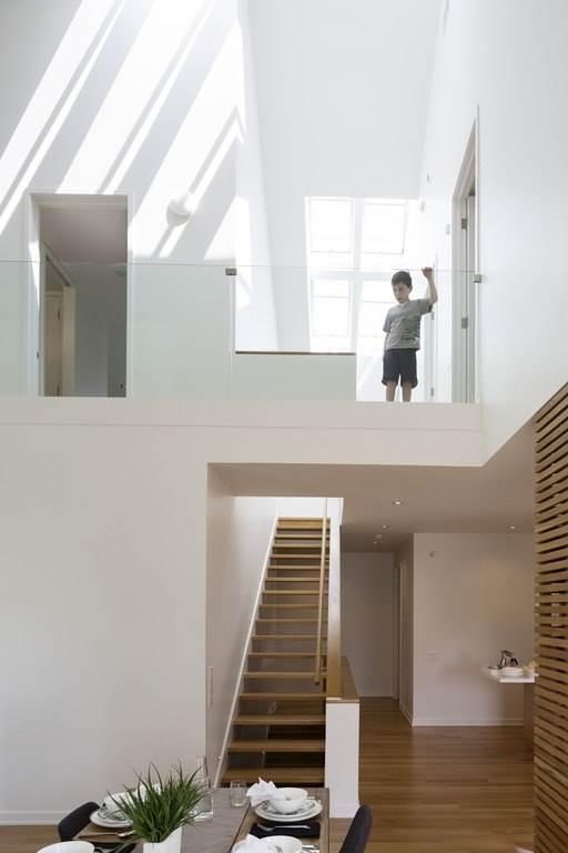 Современный интерьер энергосберегающего дома3